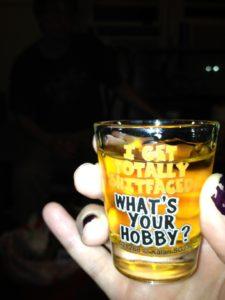 shotglass jameson